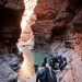Karijini National Park, Canyoning