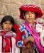 THE ANDES.Festivity in the Andes